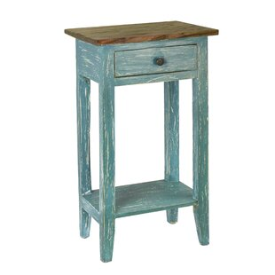 Cusseta End Table With Storage August Grove