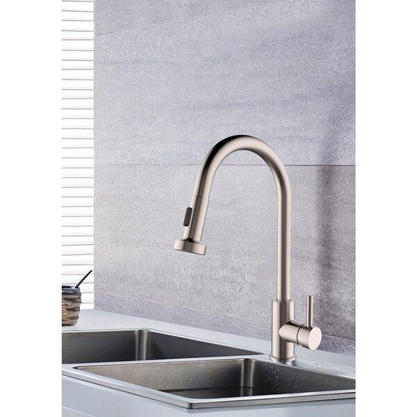 Single Handle Kitchen Faucet by Watqen Watqen