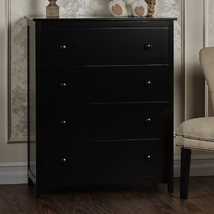 Arlington 4 Drawer Chest by Dream On Me