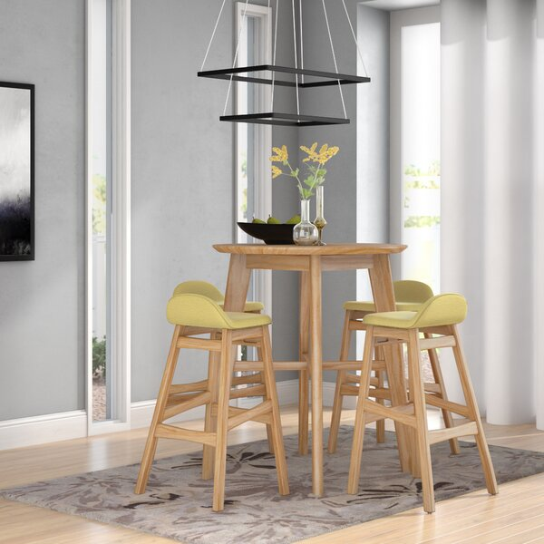 Adriana 5 Piece Dining Set by Langley Street