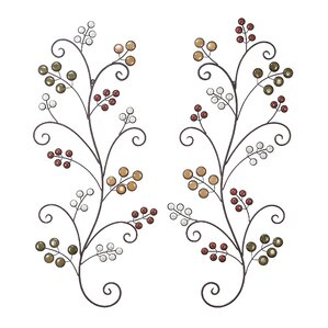 Wall Decor Metal metal wall art - wall décor | wayfair