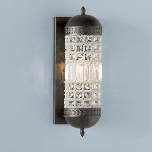 Compare prices Crestview 1-Light Flush Mount By Mistana