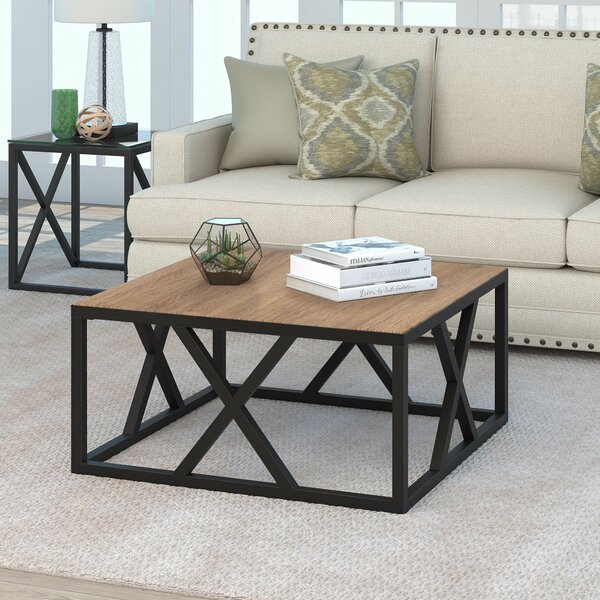 Emilee Coffee Table by 17 Stories