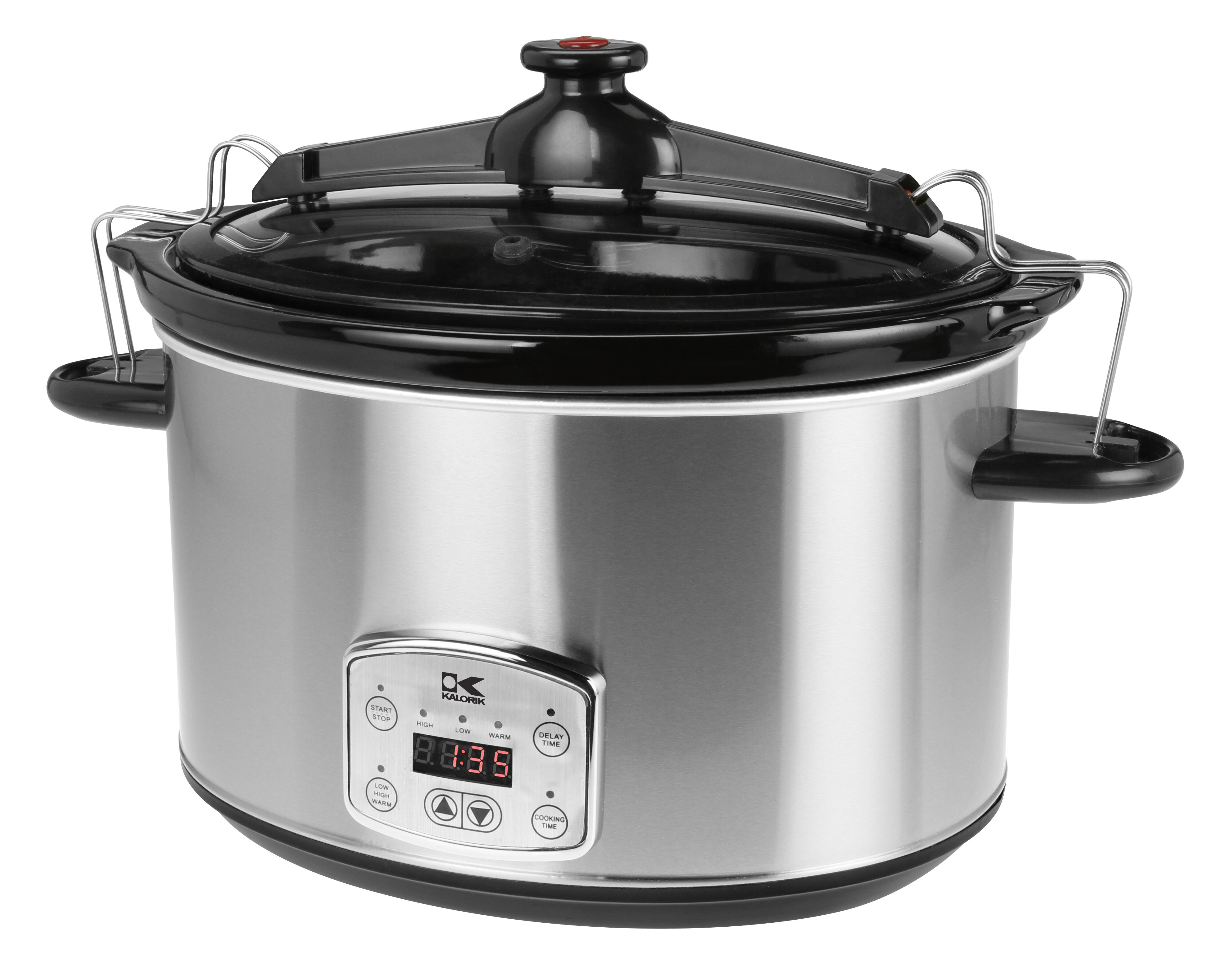 Kalorik 8 Qt Digital Slow Cooker Reviews