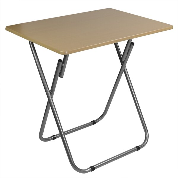 Jumbo Folding TV Table by Home Basics