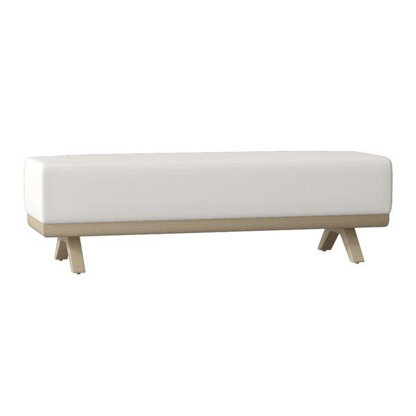 Merced Upholstered Bench by Maria Yee Maria Yee