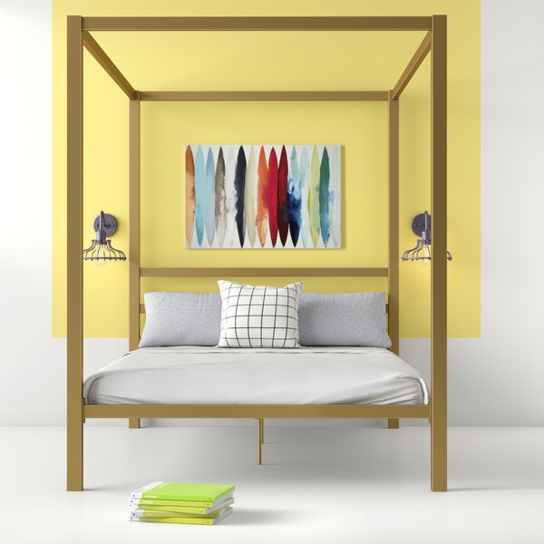 Dubay Canopy Bed by Hashtag Home