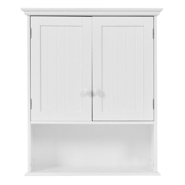 Butterfield 23.6 W x 27.8 H x 7.9 D Wall Mounted Bathroom Cabinet