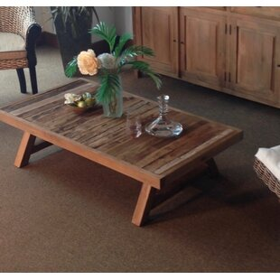 Delicieux Recycled Teak Coffee Table