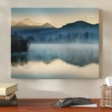 Quiet Morning by Danita Delimont - Wrapped Canvas Photograph Print