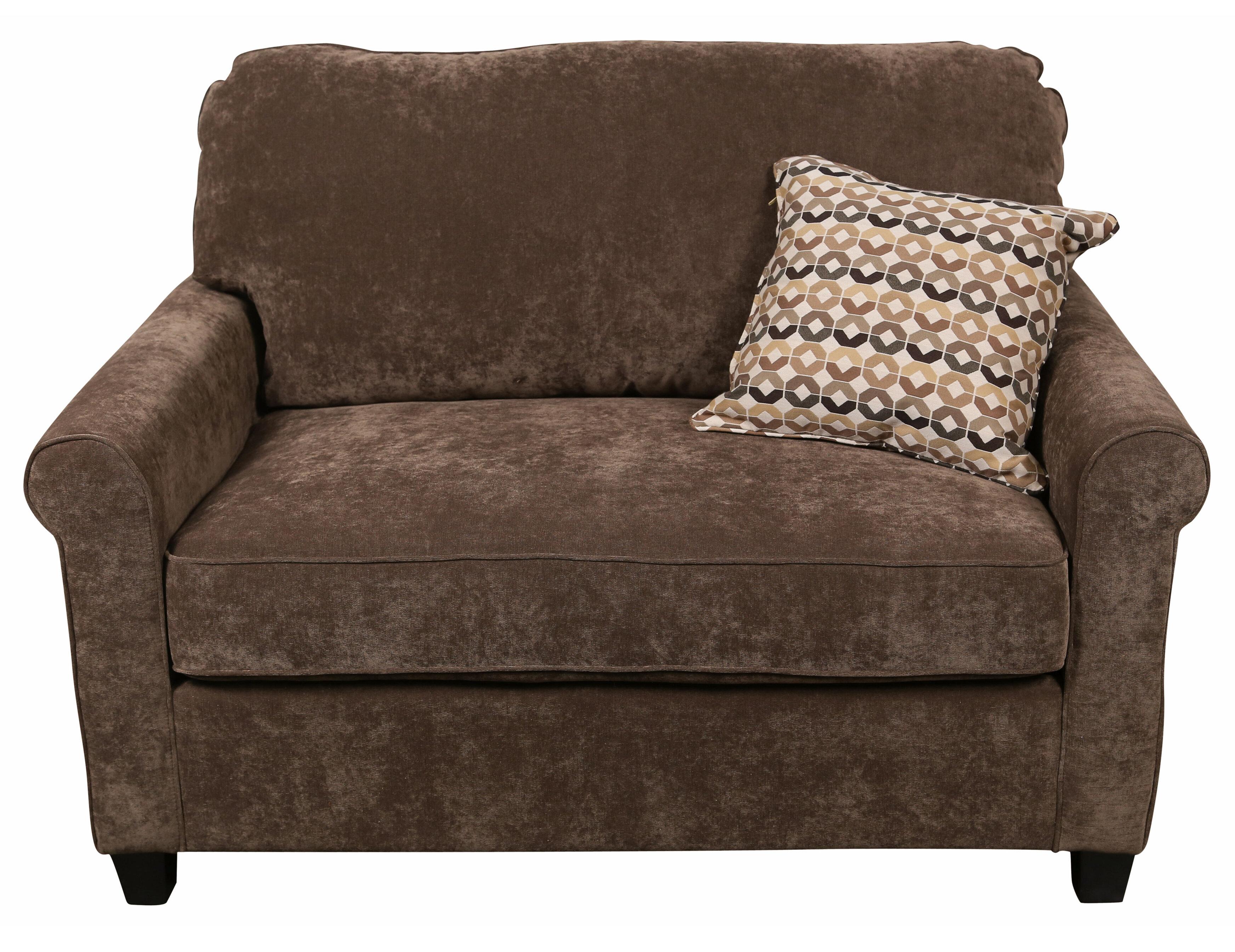 Serafin Sleeper Sofa Bed Loveseat