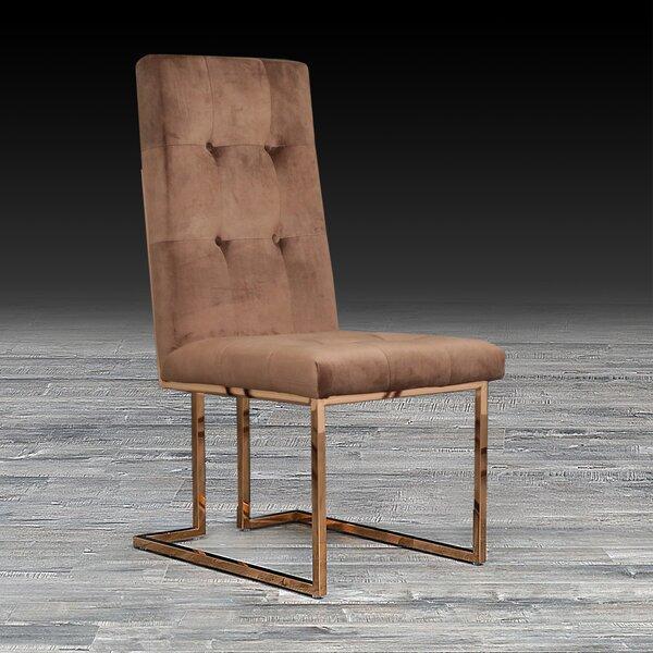 Jolley Upholstered Dining Chair (Set of 2) by Mercer41 Mercer41