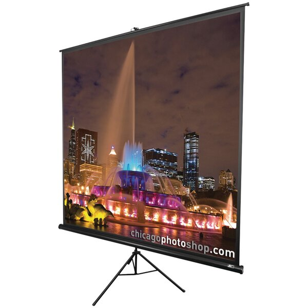 Tripod Series Portable Projection Screen by Elite Screens