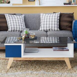Read Reviews Alijah Coffee Table with Storage ByBrayden Studio
