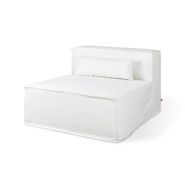 Mix Modular Box Cushion Sofa Slipcovers by Gus* Modern