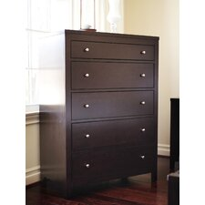 Linglestown 5 Drawer Chest by Red Barrel Studio