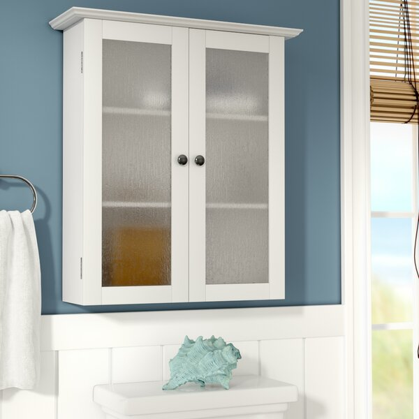 Raglen 22.25 W x 25 H Wall Mounted Cabinet by Beachcrest Home