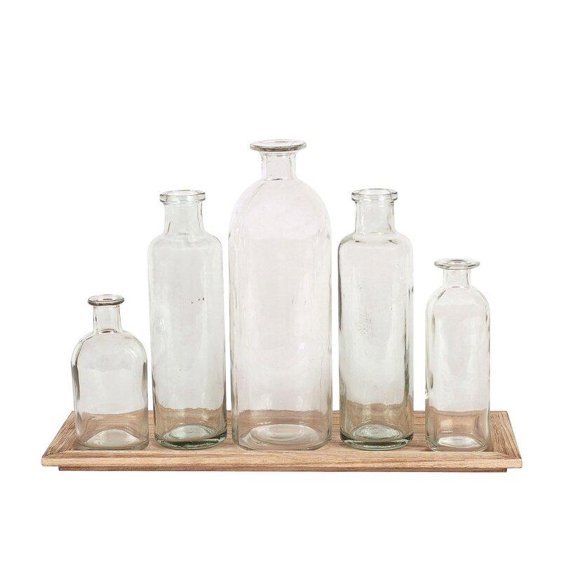 table vase set