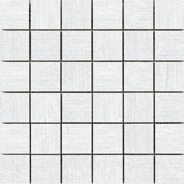 Dunham 2 x 2 Porcelain Mosaic Tile in Bukhara by Emser Tile