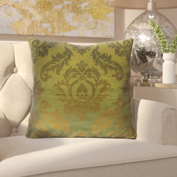 South Shields Cotton Throw Pillow by House of Hampton
