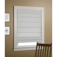White Fabric Blinds