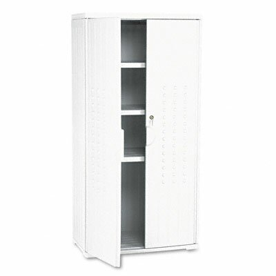 OfficeWorks 2 Door Storage Cabinet by Iceberg Enterprises