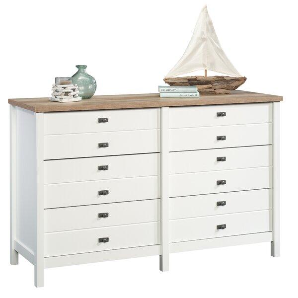 Myrasol 6 Drawer Dresser by Highland Dunes