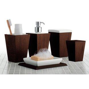 Kyoto 5-Piece Bathroom Accessory Set ByGedy by Nameeks