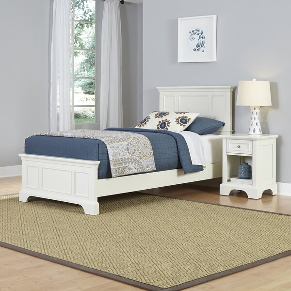 Parks Panel 2 Piece Bedroom Set by Birch Lane™