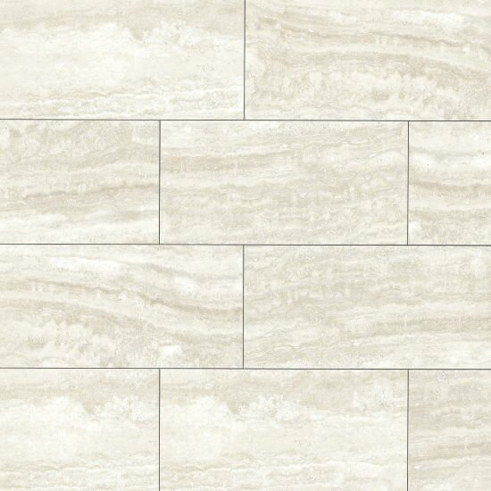 Wyette 12 x 24 Porcelain Field Tile in Polished Novona by Grayson Martin