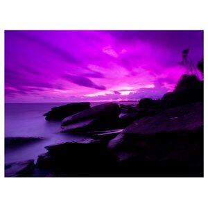 Good Night Paradise Photographic Print by Prestige Art Studios