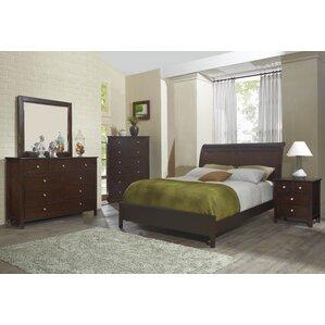 Martin Platform Configurable Bedroom Set by Flair
