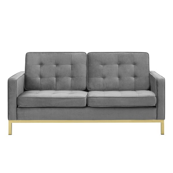 Tunnell Loveseat by Mercer41 Mercer41