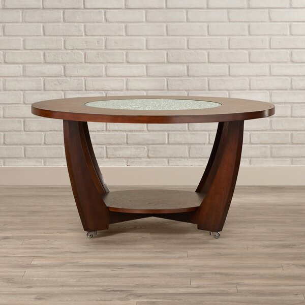 Thurmont Wheel Coffee Table With Storage By Brayden Studio
