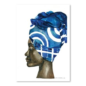 African Pride 2 Painting Print by East Urban Home