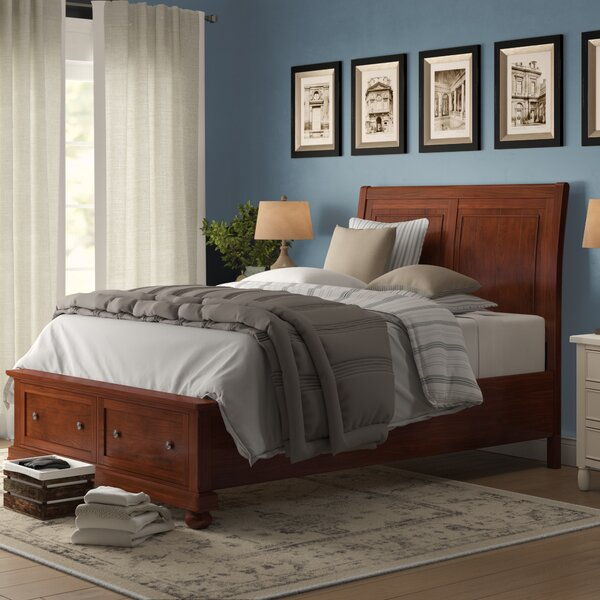 Finnegan Storage Bed by Birch Lane™ Heritage