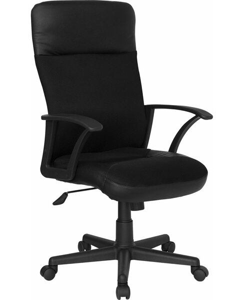 Eatman High-Back Ergonomic Mesh Executive Chair by Ebern Designs