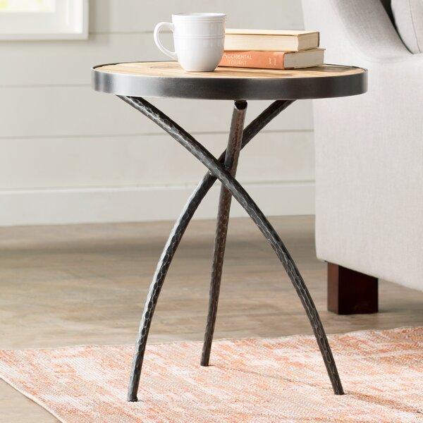 Wyatt End Table by Laurel Foundry Modern Farmhouse