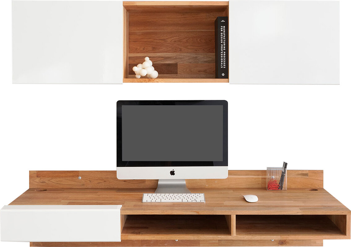 lax series floating desk
