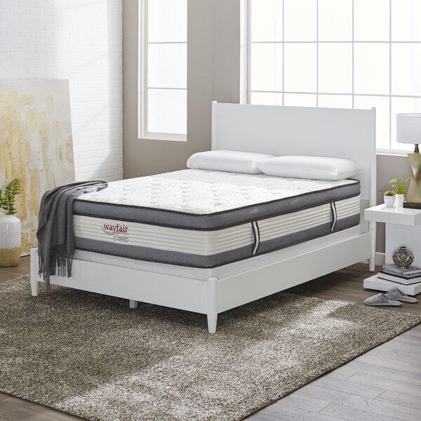 Wayfair Sleep Plush Hybrid Mattress by Wayfair Sleep™