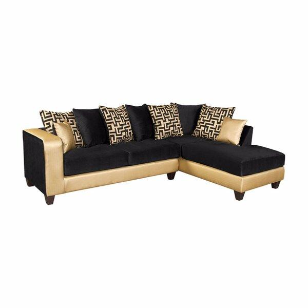 Winburn Upholstery Sectional by Latitude Run