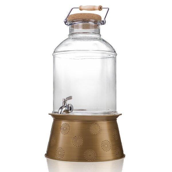 Reimels 384 Oz. Beverage Dispenser by Red Barrel Studio