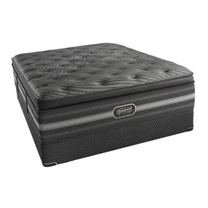 Simmons Beautyrest Beautyrest Black Memory Foam Low Profile 16