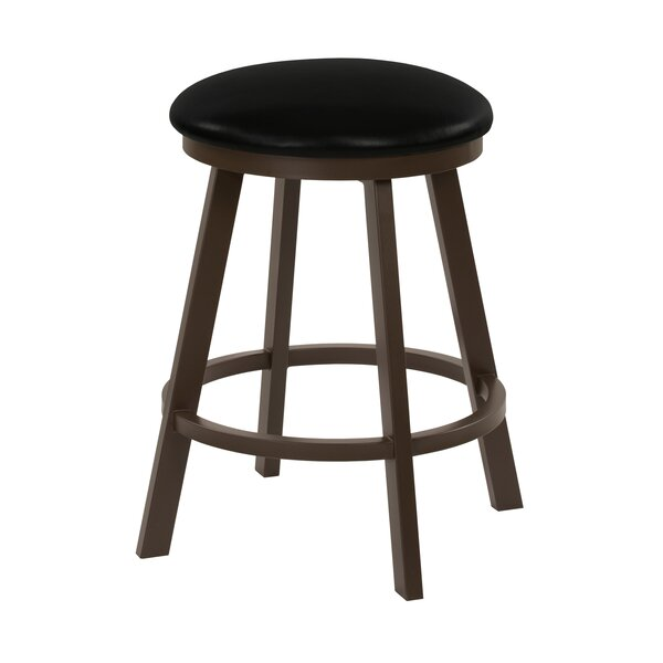Galya 30 Swivel Bar Stool by Darby Home Co
