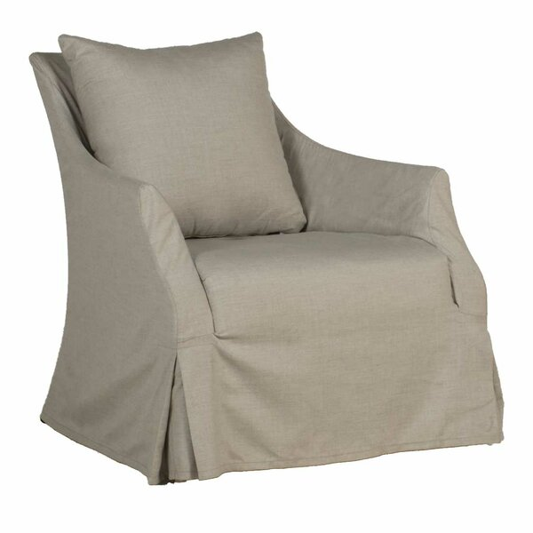 Baldwin Swivel Glider Chair with Cushion by Summer Classics