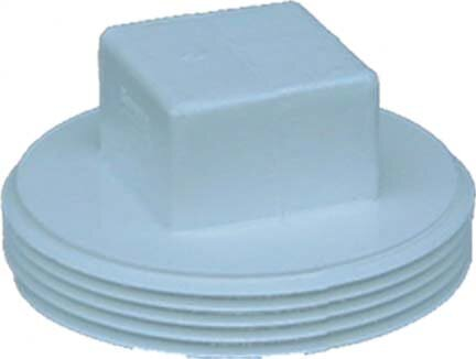 Styrene Clean-Out Plug by GenovaProducts
