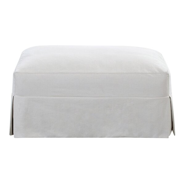Carly Ottoman by Wayfair Custom Upholstery™