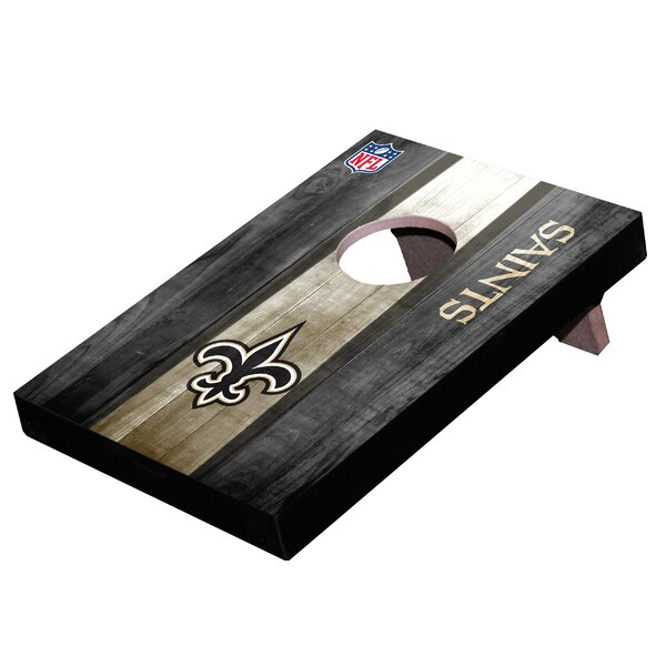 NFL Table Top Toss Board by Wild Sports