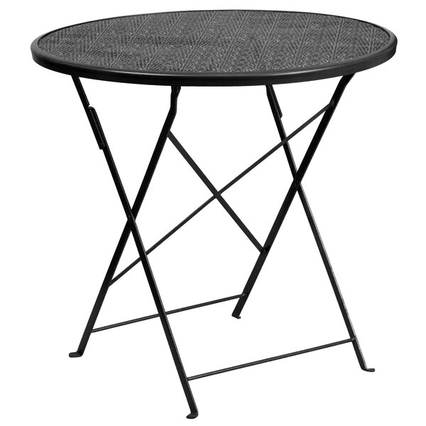 Hassie Folding Bistro Table by Zipcode Design