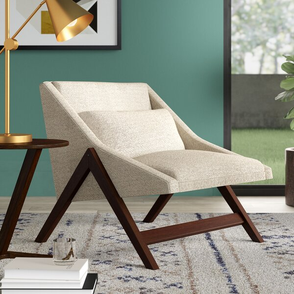 Aspen Lounge Chair by Modern Rustic Interiors